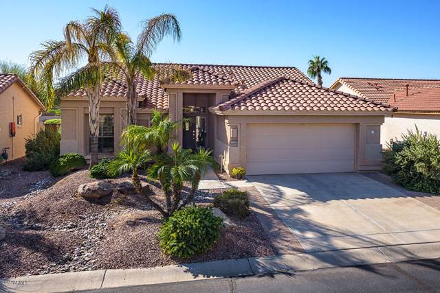 3768 N 162ND Lane, Goodyear, AZ 85395 (MLS #5991509) :: The W Group