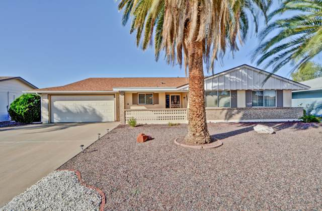 14410 N Agua Fria Drive, Sun City, AZ 85351 (MLS #5991511) :: The W Group