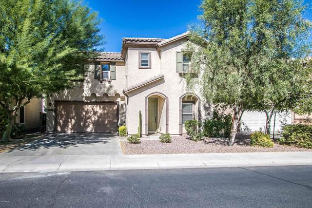 1154 E Hampton Lane, Gilbert, AZ 85295 (MLS #5991521) :: CC & Co. Real Estate Team