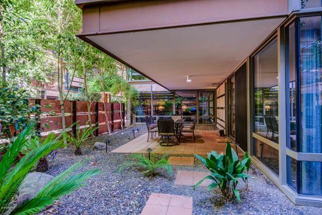 7157 E Rancho Vista Drive #1012, Scottsdale, AZ 85251 (MLS #5991524) :: The Kenny Klaus Team