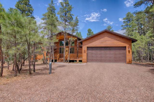 811 S Rockcress Lane, Show Low, AZ 85901 (MLS #5991531) :: Brett Tanner Home Selling Team
