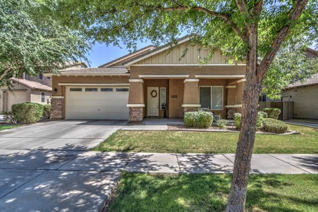 3445 E Sierra Madre Avenue, Gilbert, AZ 85296 (MLS #5991549) :: Riddle Realty Group - Keller Williams Arizona Realty