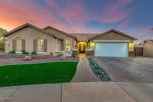20436 S 187TH Street, Queen Creek, AZ 85142 (MLS #5991579) :: Keller Williams Realty Phoenix