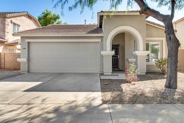 15099 W Lincoln Street, Goodyear, AZ 85338 (MLS #5991592) :: CC & Co. Real Estate Team