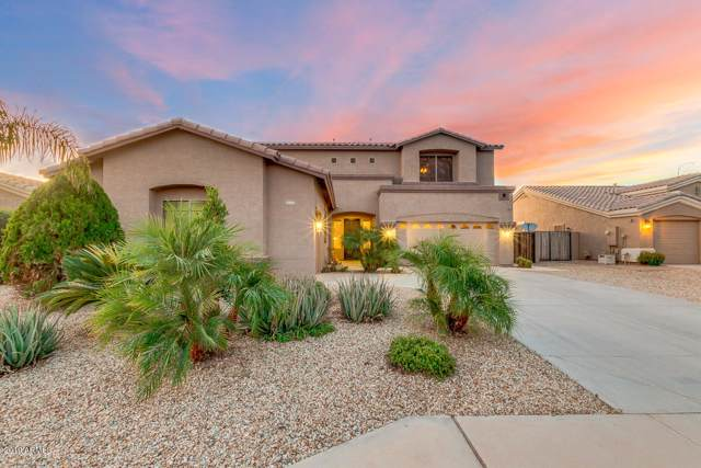 11056 W Jefferson Street, Avondale, AZ 85323 (MLS #5991603) :: The Garcia Group