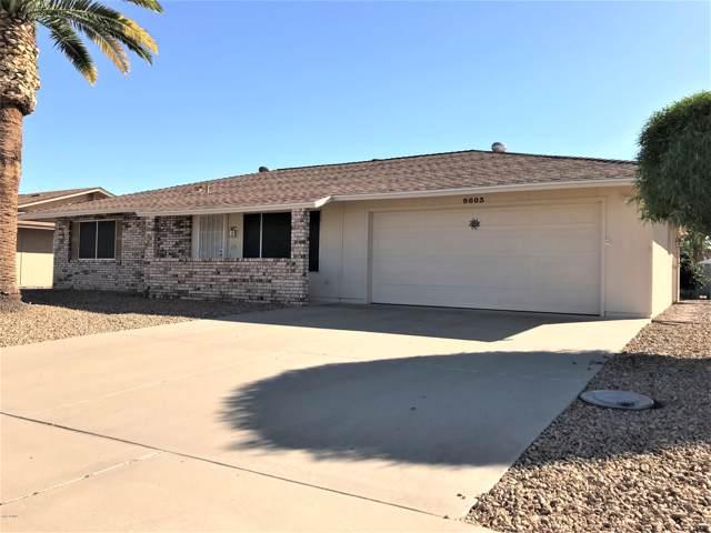 9603 W Calico Drive, Sun City, AZ 85373 (MLS #5991621) :: The Laughton Team