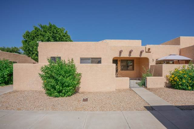 8940 W Olive Avenue #59, Peoria, AZ 85345 (MLS #5991624) :: Riddle Realty Group - Keller Williams Arizona Realty