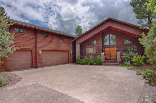 3821 Sugar Pine Way, Show Low, AZ 85901 (MLS #5991626) :: Openshaw Real Estate Group in partnership with The Jesse Herfel Real Estate Group