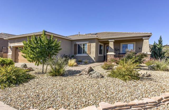 1258 Sarafina Drive, Prescott, AZ 86301 (MLS #5991634) :: The Property Partners at eXp Realty