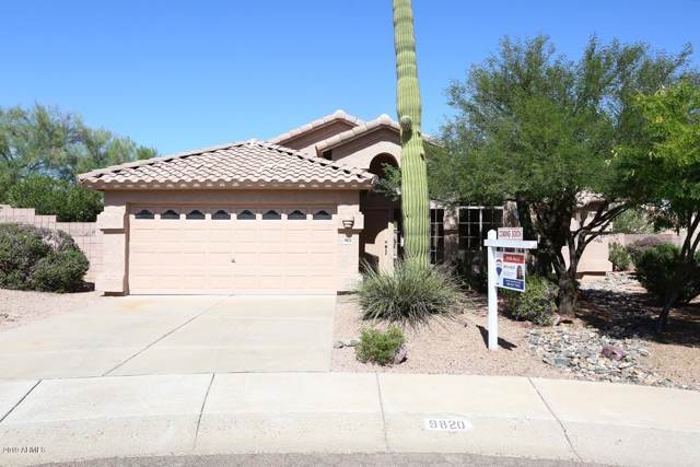 9820 N Sunrise Circle, Fountain Hills, AZ 85268 (MLS #5991649) :: Brett Tanner Home Selling Team