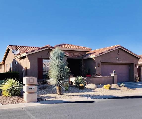 24814 S Glenburn Drive, Sun Lakes, AZ 85248 (MLS #5991653) :: The Laughton Team