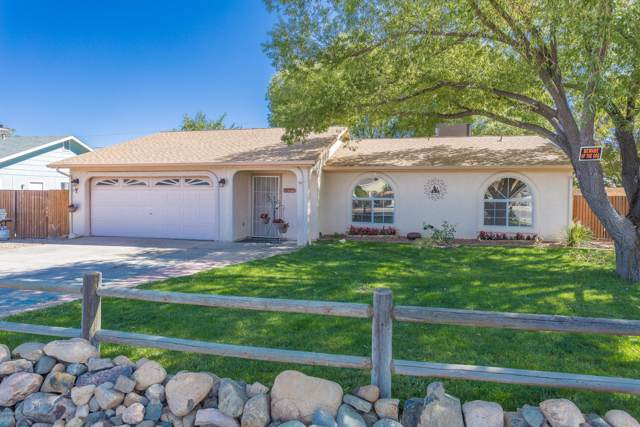3617 N Lynn Drive, Prescott Valley, AZ 86314 (MLS #5991668) :: The W Group