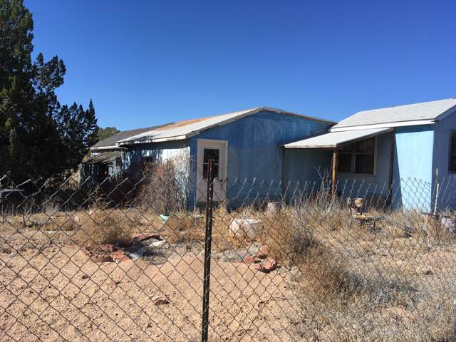 58180 N Calle Isabel, Seligman, AZ 86337 (MLS #5991675) :: Conway Real Estate