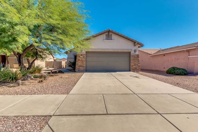 10544 E Peralta Canyon Drive, Gold Canyon, AZ 85118 (MLS #5991724) :: The W Group