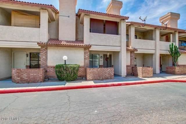 1029 W 5TH Street #104, Tempe, AZ 85281 (MLS #5991728) :: Occasio Realty