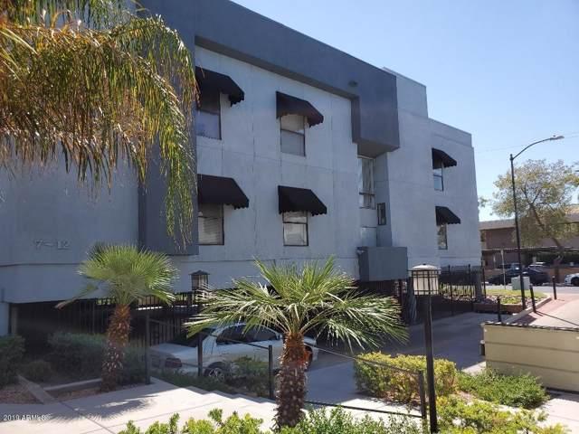2 W Georgia Avenue #3, Phoenix, AZ 85013 (MLS #5991736) :: The Laughton Team