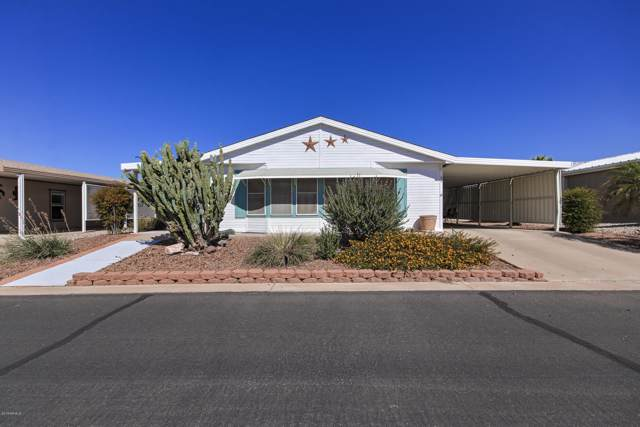 2400 E Baseline Avenue #49, Apache Junction, AZ 85119 (MLS #5991741) :: The Bill and Cindy Flowers Team