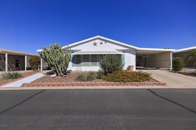 2400 E Baseline Avenue #49, Apache Junction, AZ 85119 (MLS #5991741) :: REMAX Professionals