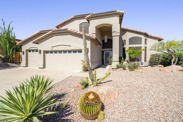 15346 E Palomino Boulevard, Fountain Hills, AZ 85268 (MLS #5991757) :: Brett Tanner Home Selling Team