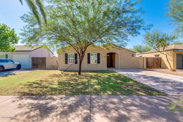 1415 E Palm Lane, Phoenix, AZ 85006 (MLS #5991768) :: Keller Williams Realty Phoenix