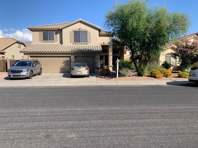 709 S 119 Avenue, Avondale, AZ 85323 (MLS #5991787) :: Brett Tanner Home Selling Team