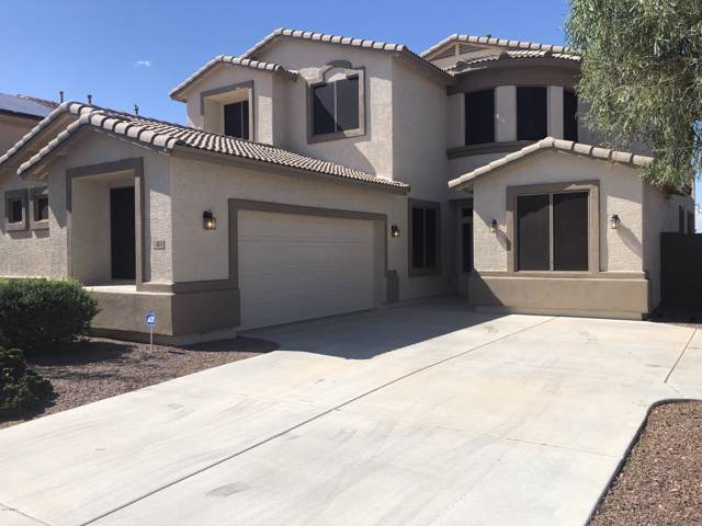 3618 N 296th Drive, Buckeye, AZ 85396 (MLS #5991789) :: Cindy & Co at My Home Group