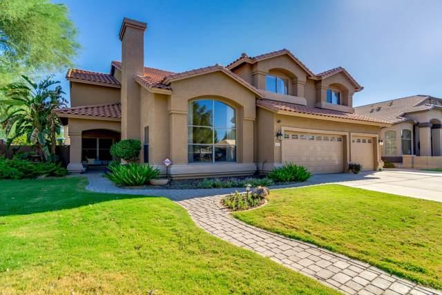 1557 E Erie Street, Gilbert, AZ 85295 (MLS #5991820) :: CC & Co. Real Estate Team