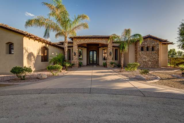 383 W Red Fern Road, San Tan Valley, AZ 85140 (MLS #5991822) :: Santizo Realty Group