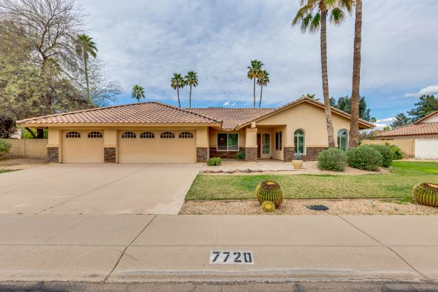 7720 E Gold Dust Avenue, Scottsdale, AZ 85258 (MLS #5991847) :: Openshaw Real Estate Group in partnership with The Jesse Herfel Real Estate Group