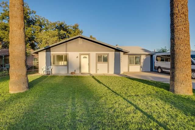4507 N 14TH Street, Phoenix, AZ 85014 (MLS #5991864) :: The Laughton Team