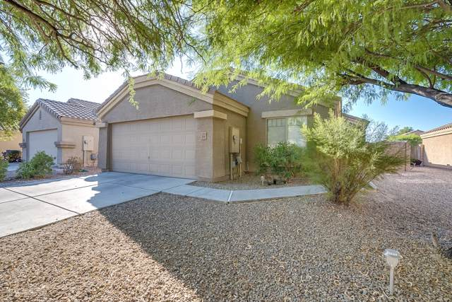 2219 W Pinkley Avenue, Coolidge, AZ 85128 (MLS #5991898) :: The Daniel Montez Real Estate Group