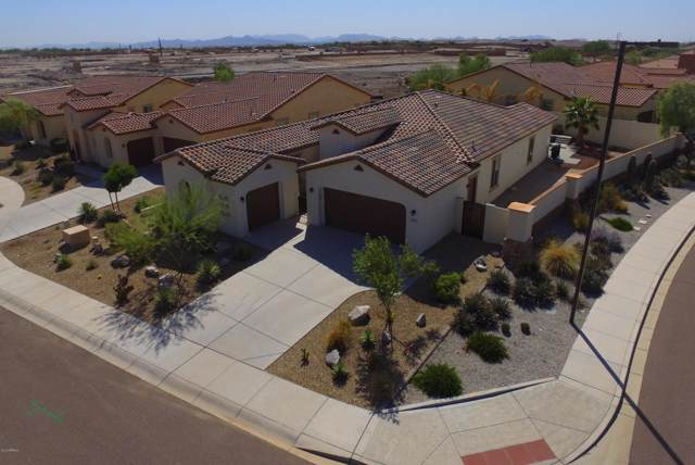 14776 S 178TH Lane, Goodyear, AZ 85338 (MLS #5991905) :: Cindy & Co at My Home Group
