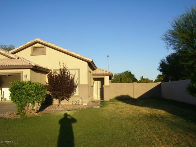 1993 S Spartan Street, Gilbert, AZ 85233 (MLS #5991932) :: Lifestyle Partners Team