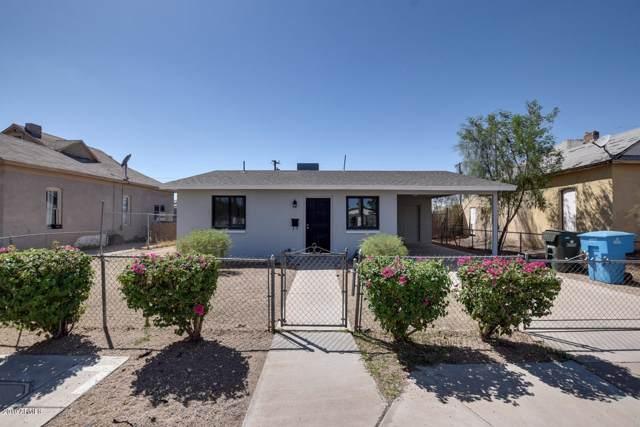 820 S 3RD Avenue, Phoenix, AZ 85003 (MLS #5991988) :: The Kenny Klaus Team