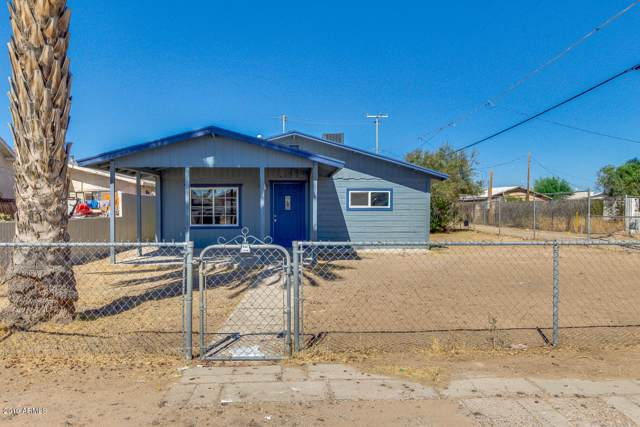 230 W Byrd Avenue, Coolidge, AZ 85128 (MLS #5992009) :: The Daniel Montez Real Estate Group