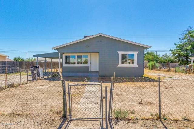 617 W Sunset Avenue, Coolidge, AZ 85128 (MLS #5992014) :: The Daniel Montez Real Estate Group