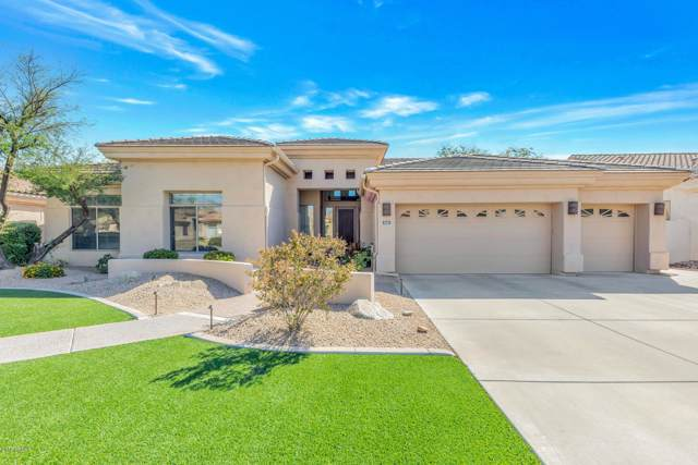 8141 E Clinton Street, Scottsdale, AZ 85260 (MLS #5992015) :: Lifestyle Partners Team