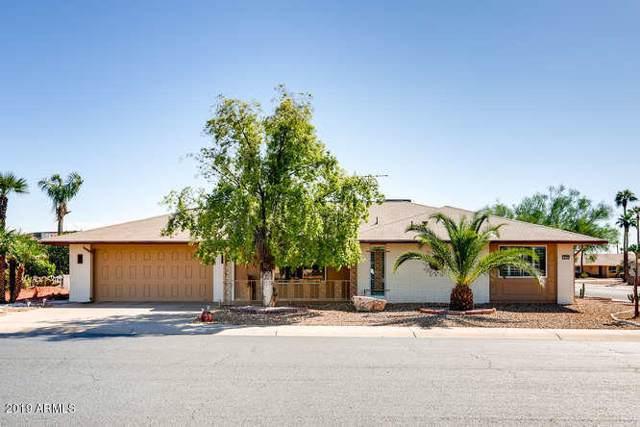 19223 N Conquistador Drive, Sun City West, AZ 85375 (MLS #5992037) :: Brett Tanner Home Selling Team