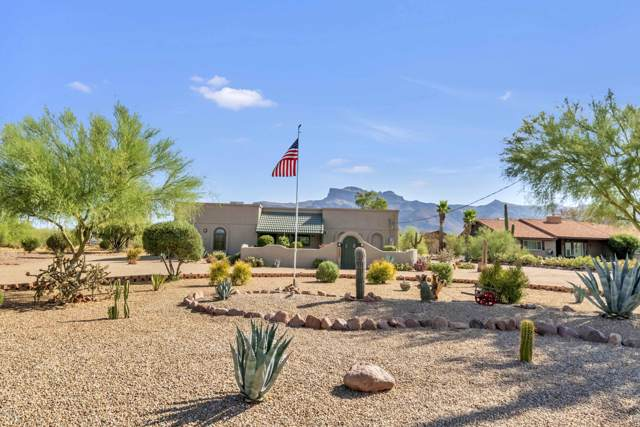 5850 E 22ND Avenue, Apache Junction, AZ 85119 (MLS #5992041) :: Revelation Real Estate