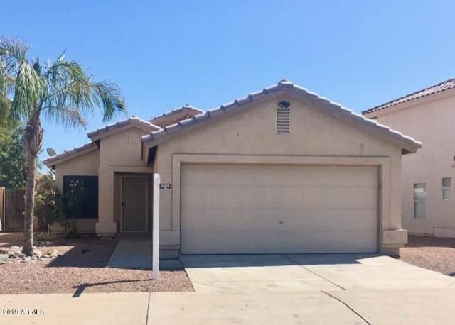 4411 N 111TH Lane, Phoenix, AZ 85037 (MLS #5992081) :: Team Wilson Real Estate
