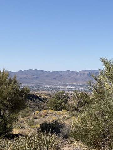 Lot 6B Indian Pony Road, Kingman, AZ 86401 (MLS #5992083) :: Brett Tanner Home Selling Team