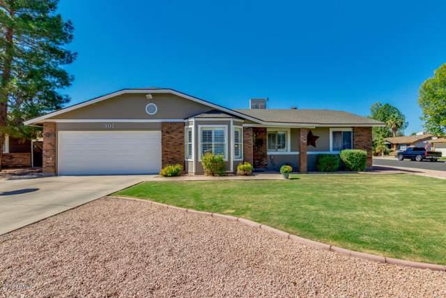 307 E Leah Lane, Gilbert, AZ 85234 (MLS #5992104) :: Riddle Realty Group - Keller Williams Arizona Realty