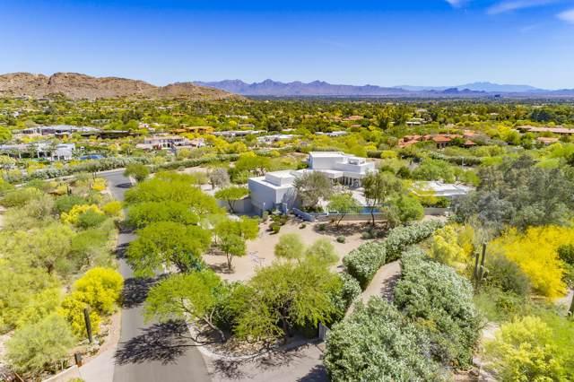 5815 N Dragoon Lane, Paradise Valley, AZ 85253 (MLS #5992132) :: Occasio Realty