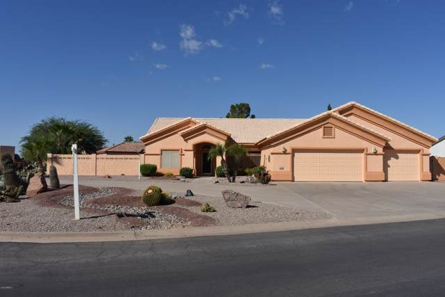 14870 S Country Club Way, Arizona City, AZ 85123 (MLS #5992137) :: The Everest Team at eXp Realty