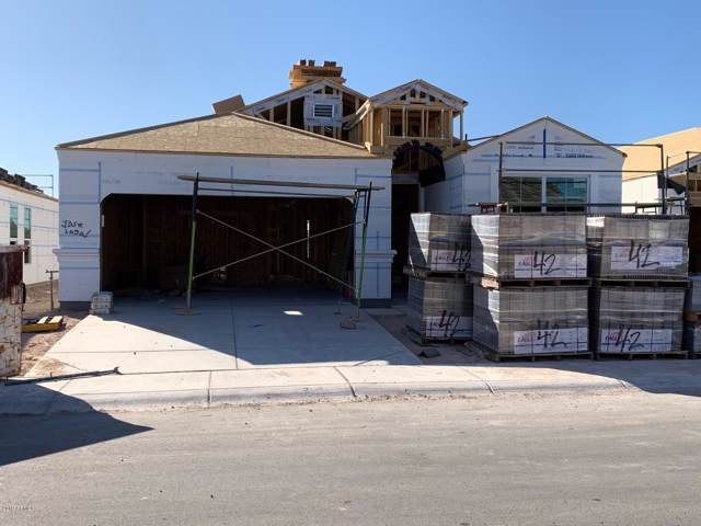 2816 N Comiskey Drive, Florence, AZ 85132 (MLS #5992141) :: Riddle Realty Group - Keller Williams Arizona Realty