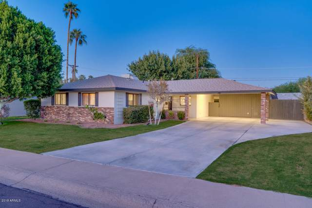 3301 N 63RD Street, Scottsdale, AZ 85251 (MLS #5992144) :: Nate Martinez Team