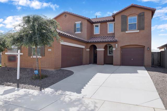 1658 N 214TH Lane, Buckeye, AZ 85396 (MLS #5992170) :: Cindy & Co at My Home Group