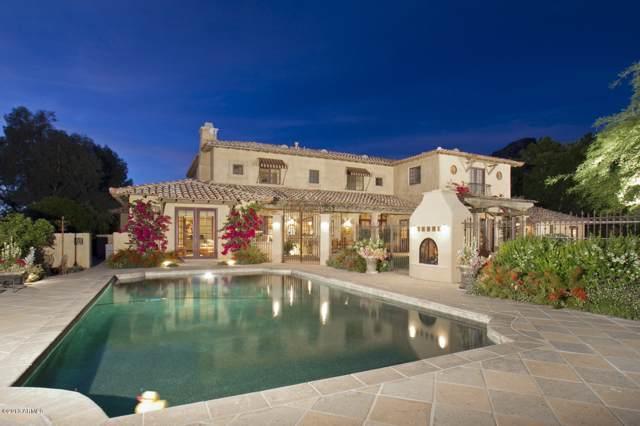 5239 E Paradise Canyon Road, Paradise Valley, AZ 85253 (MLS #5992208) :: Occasio Realty