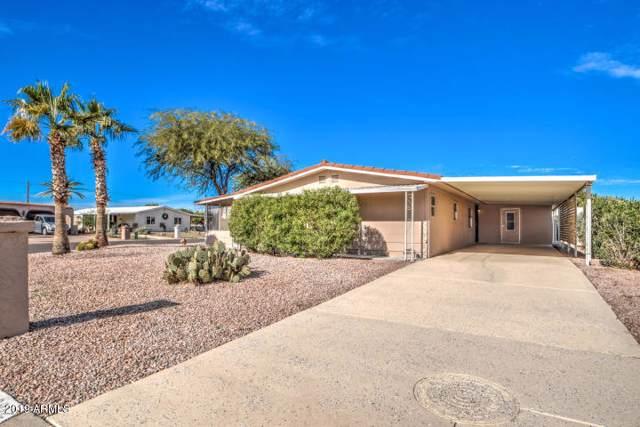 8812 E Illinois Avenue, Sun Lakes, AZ 85248 (MLS #5992230) :: Revelation Real Estate