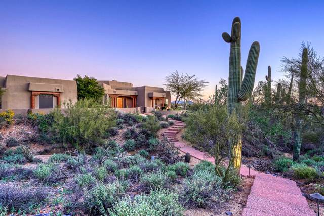 6721 E Languid Lane, Carefree, AZ 85377 (MLS #5992243) :: The Bill and Cindy Flowers Team